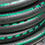 50mm  Vacupress Superelastic Suction and Delivery Hose Green Stripe