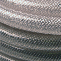 38mm Clear Braided Hose (Ragno cr)