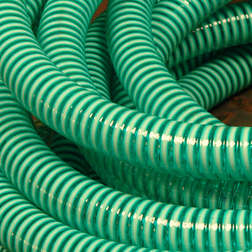 76mm Luisiana Green Tint Suction and Delivery Hose