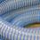 203mm Superflex PU-R Ducting Blue Helix