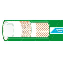 32mm PHARMAKLER UPE Chemical Hose 10 Bar