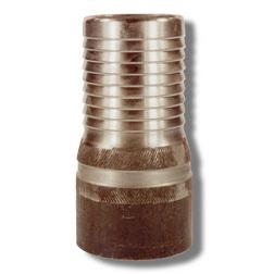 6 Steel Weld Hose Nipple