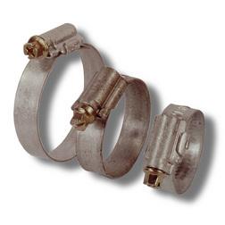 12-22mm Zinc Plated Hose Clip