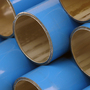 25mm x 3m Legris Transair Pipe Blue 1003A