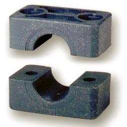 38.1mm (1 1/2inOD) C6 Std PP Pipe Clamp Jaws
