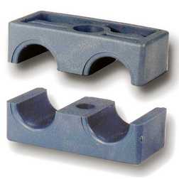 16.75mm  CF2 Std Twin PP Pipe Clamp Jaws