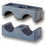 CF3 Standard Twin Polypropylene Pipe Clamp