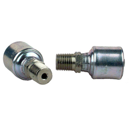 3/8 BSPT Male - 3/8 Gates Global Fitting