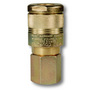 PCL 100 Series Quick Release Coupling 1/2 BSPT Female