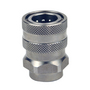 ST200 St/St Quick Release Coupling 3/4 BSP Female