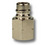 1/2 BSP H Series Snap-tite 316 Stainless Steel Quick Release Nipple Un-valved