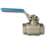 841 St/St 2 Piece Ball Valve Full Bore 1 BSP