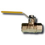 931 Brass Ball Valve 1 BSP (EN331)