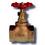 B821 16 Bar Bronze Globe Valve 3/4