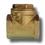 C831 Brass Swing Check Valve 3/4