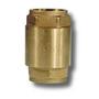 E831 Brass Spring Check Valve 1 1/4