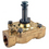 1/2 Brass Coupled Diaphragm N.Closed Solenoid Valve
