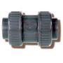 40mm Plain PVC Check Valve