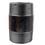 1 1/4 Black WI Barrel Nipple