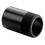 1/2 BSP x Plain PVC Barrel Nipple