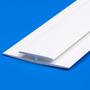 8ft PVC H Section Cladding Profile