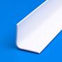 8ft PVC Internal Angle Cladding Profile   38mm x 38mm