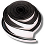 55mm x 12mm Adhesive Backed Neoprene Strip 10 Mtr