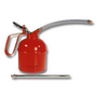500cc steel Oil Can with rigid and flexi spout