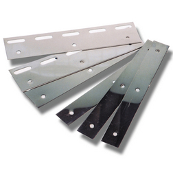 200mm Stainless Steel Plate Set
