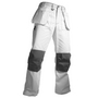 1531 Blaklader Painter Trousers White W33-L33