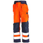 1533 Blaklader Eurosafe Trousers O/Navy W33-L33