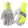 2240 Blaklader Hi Visibility Lined Glove Balder XL/11