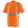 3313 Blaklader Eurosafe T Shirt Orange S
