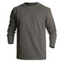 3339 Blaklader Long Sleeved Heavy T Shirt Army Green XL