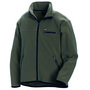 4830 Blaklader Fleece Jacket Green L
