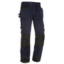 1503 Blaklader Trousers Navy/Blk W36-L32