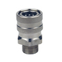ST200 St/St Quick Release Coupling 1/2 BSP Male