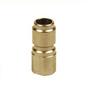 ST200 St/St Quick Release Nipple 1/4 BSP Female (Length 40mm)