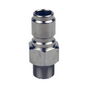 ST200 St/St Quick Release Nipple 3/8 BSP Male