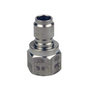 ST200 St/St Quick Release Nipple 1/4 BSP Hex Female