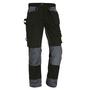 1503 Blaklader Trousers Blk/Grey W34-L33