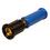 1/2 BSP Heavy Duty Brass Straight Adjustable Spray Nozzle Blue