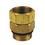 3/4 M/F Brass Ball Bearing Swivel - 12