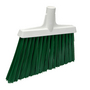 Vikan Broom Angle Cut Green