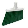 Vikan Broom Angle Cut Green