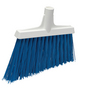 Vikan Broom Angle Cut Blue