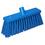 Vikan Stiff Yard Broom 300mm Blue