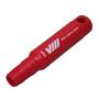 Vikan Mini Handle 165mm Red