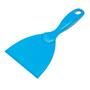 Vikan Handscraper 100 x 250mm Blue PP