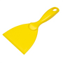 Vikan Handscraper 100 x 250mm Yellow PP